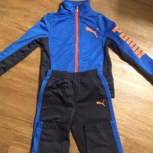 Puma 2 piece outfit